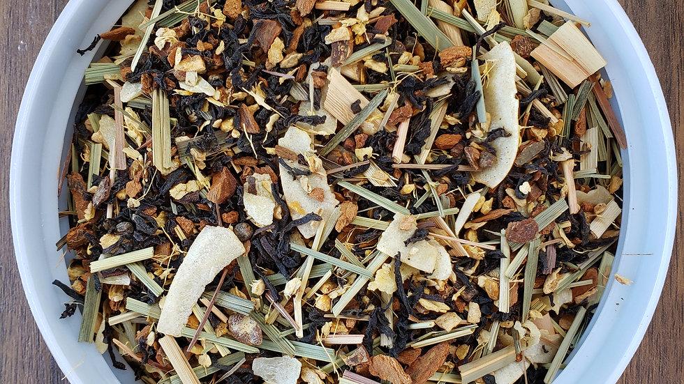 Lemon Coconut Chai Black