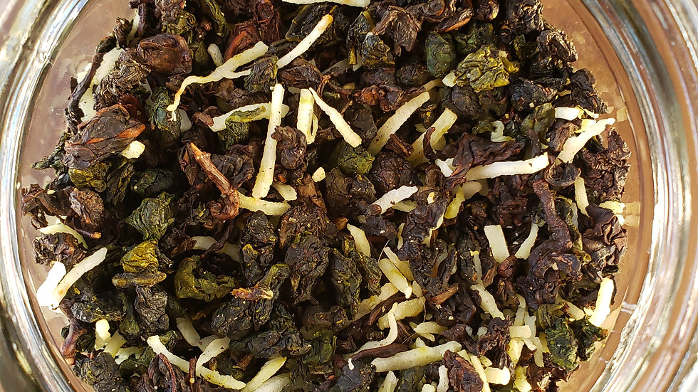 Coconut Oolong (3 serving packet)