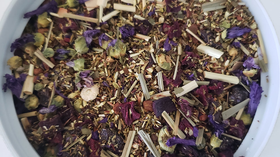 Blueberry Cinnamon Rooibos (3 serving packet)