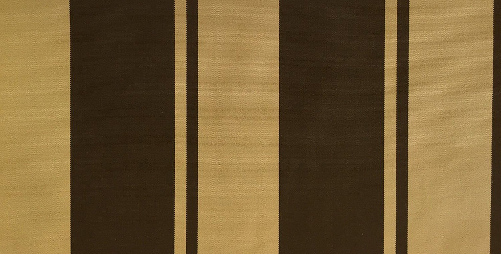 Outdoor - Brown - Tan - Wide Stripe