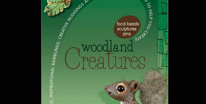 "ebook: CF Project series Book 7 ""Woodland Creatures"""