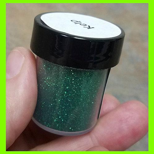 Kelp Green SurfaceFX glitter -Biggie Size .5oz
