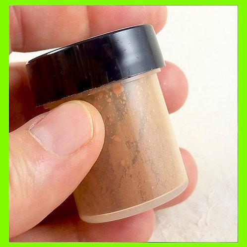 Caramel Brown SurfaceFX pigment powder-Biggie Size .5oz