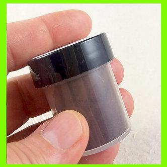 Chocolate Brown SurfaceFX pigment powder-Biggie Size .5oz