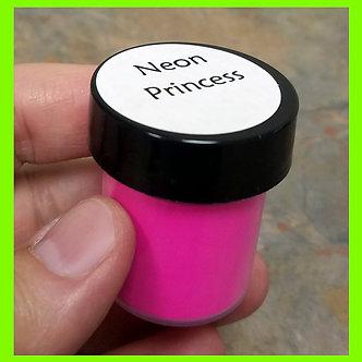 Neon Princess Pink SurfaceFX pigment powder-Biggie Size .5oz