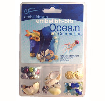 Ocean Commotion Embellish-bits