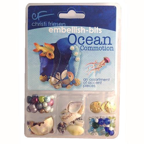Ocean Commotion Embellish-bits