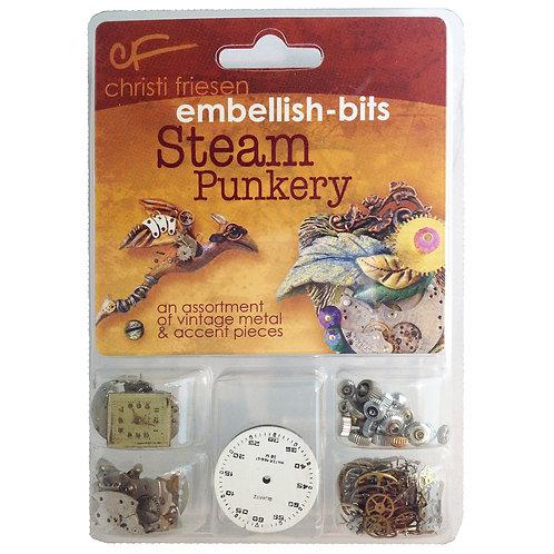 SteamPunkery Embellish-bits