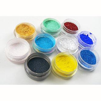 Powder-Palooza! - an essential assortment