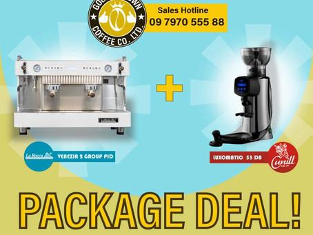 Hot Sales Package Deal