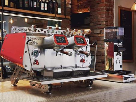 New Model Bezzera Victoria Professional Espresso Machine