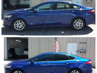 Add style and keep cool with Window Tint!