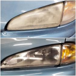 Dodge Intrepid Head Light Resto
