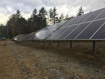 Vermont Solar Power Project
