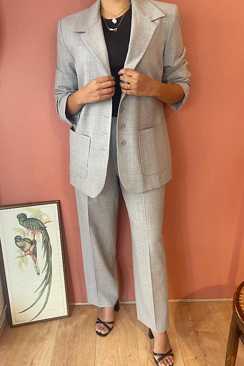 Costume gris vintage