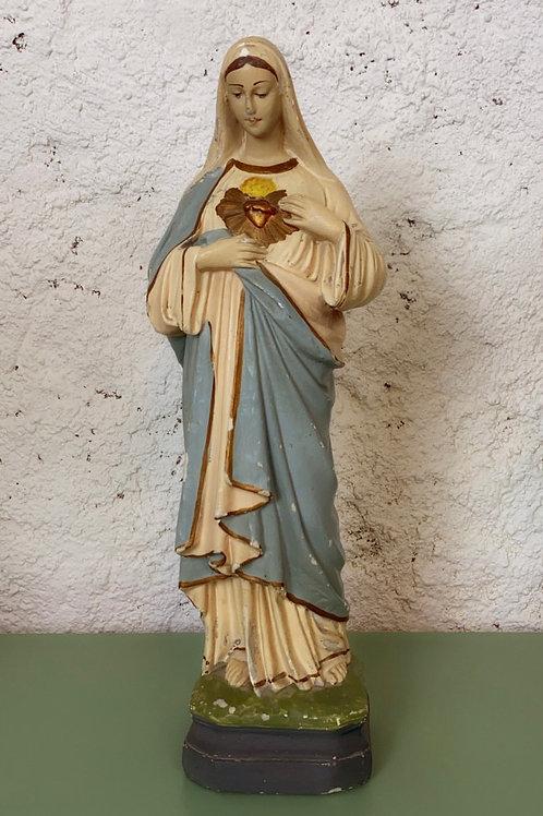 Ancienne statuette de la Vierge