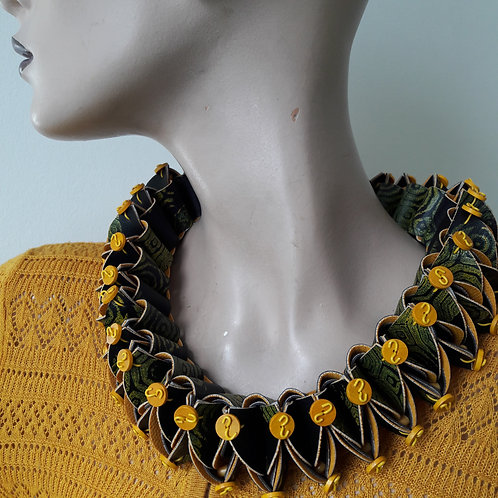 Black-oker - necklace exclusive