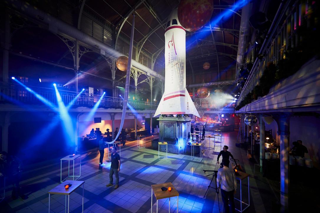 Thalys Rocket