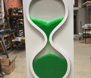 Adez Giant Hourglass