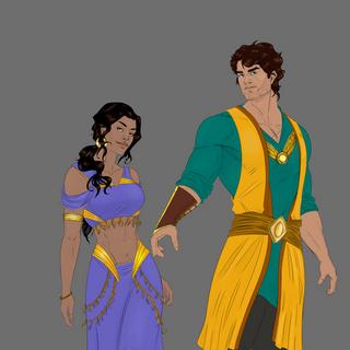 Ayla and Aydyn