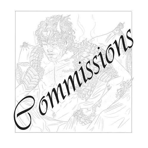 Commission - Character Art