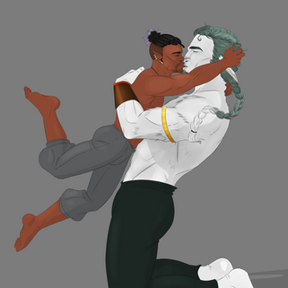 Hugh and Theanore - Kiss.png