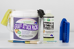 EzyClean Graff Attack Pack