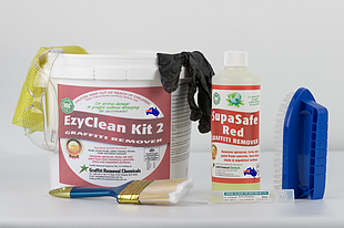 EzyClean Kit #2 Graffiti Remover