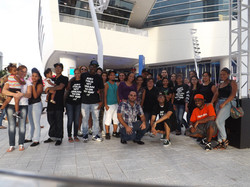 Youth Group Marlins Game