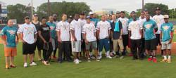 Jimmy Wilson's Charity Softball Game