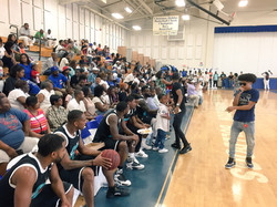 Reshad Jones Charity Basketball Game