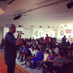 Liberty Middle School Dream Rally