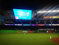 Miami Marlins Home Game