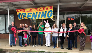 libert ice cream parlor grand opening