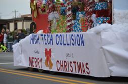 christmas parade 2016