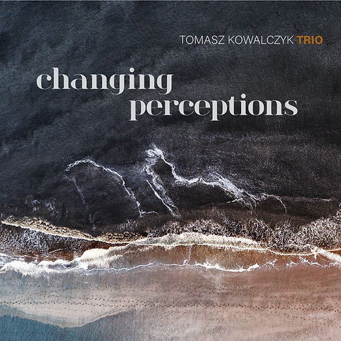 Changing Perceptions - debut album - physical copy