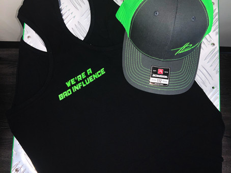 New Merchandise!