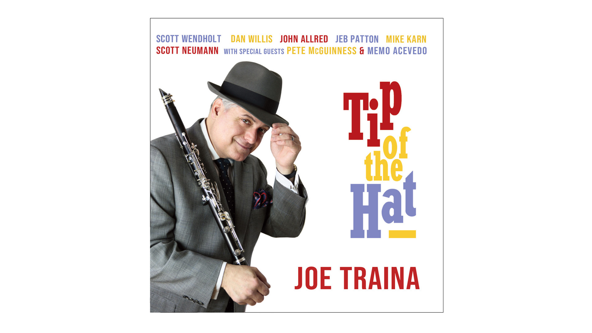 Joe Traina - Tip of the Hat