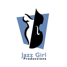 Logo for a music company - Jazz Girl Productions
