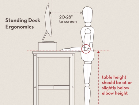 Optimize health and flourishing at work: by mixing standing, sitting (and siestas)