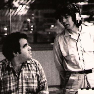 Don in studio