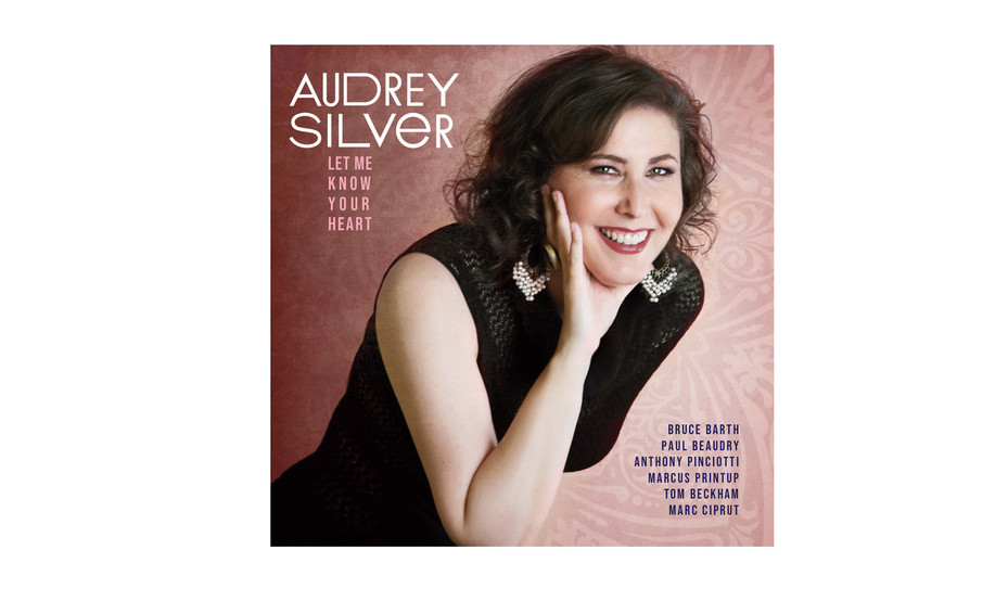 Audrey Silver - Let Me Know Your Heart