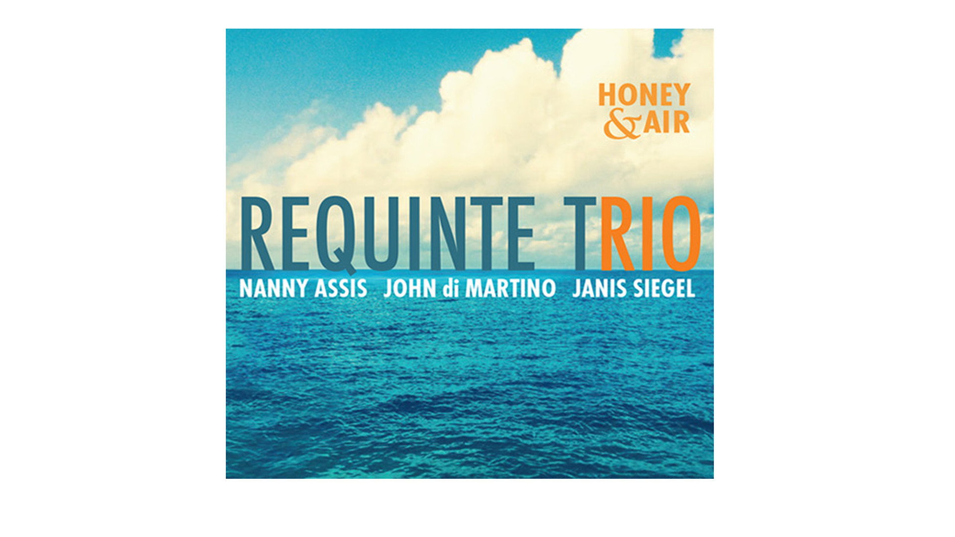 Requinte Trio - Honey and Air