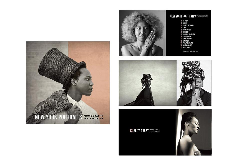 Photo book and design