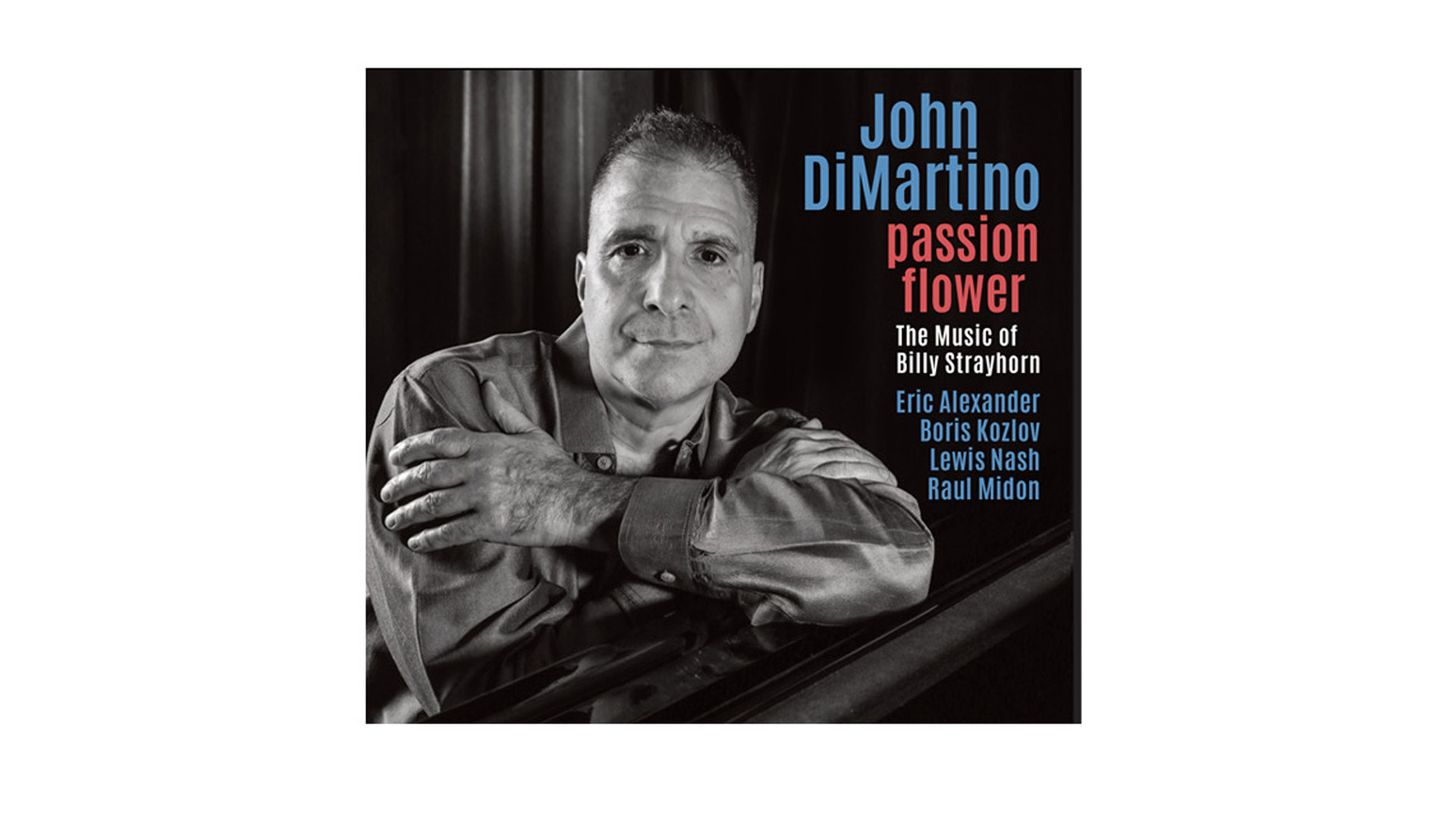John DiMartino - Passion Flower
