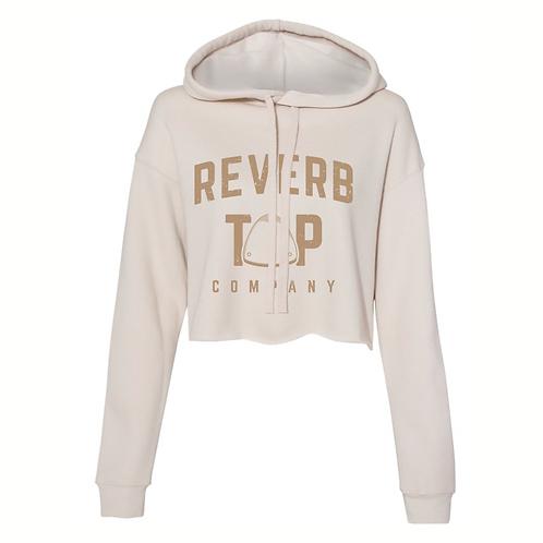 Reverb Tap Co. Cropped Hoodie