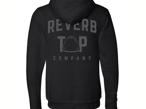 Reverb Tap Co. Zip Up Hoodie
