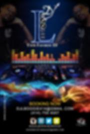 Dj L Boogie Promo Flyer