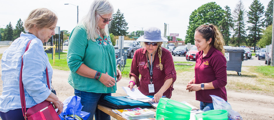 ACTIVITY | COOKING MATTERS AT THE FARMERS MARKET