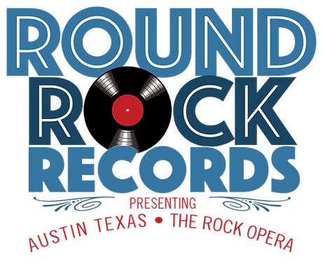 Round Rock Records Logo